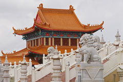 afryce buddhism temple na południe Obrazy Royalty Free