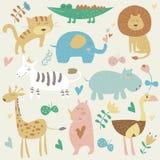 afryce zwierzęta Zdjęcie Royalty Free