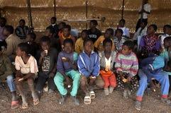 afrykańscy dzieci Zdjęcie Royalty Free