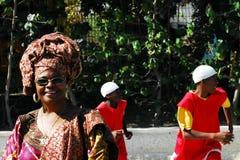 Afrykańscy Hebrajscy izraelczycy Jerozolima obraz royalty free