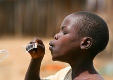 afrykańska chłopiec Fotografia Stock