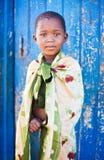afrykańska chłopiec Fotografia Royalty Free