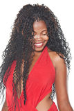 afrykańska dziewczyna zdjęcie royalty free