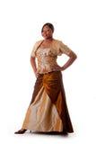 afrykańska piękna kobieta zdjęcia royalty free