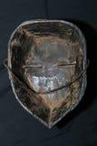 Afrykańska Plemienna maska - Bakoba plemię Obraz Royalty Free