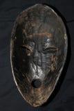 Afrykańska Plemienna maska - Lega plemię Obraz Royalty Free
