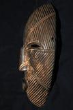 Afrykańska Plemienna maska - Lega plemię Zdjęcia Stock