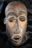 Afrykańska Plemienna maska - Lega plemię Zdjęcie Stock
