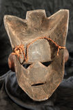 Afrykańska Plemienna maska - Luba plemię Obrazy Royalty Free