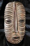 Afrykańska Plemienna maska - Luba plemię Obraz Stock