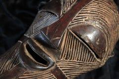 Afrykańska Plemienna maska - Songe plemię Obrazy Stock