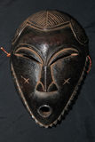 Afrykańska Plemienna maska - Songe plemię Obrazy Royalty Free