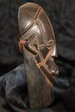 Afrykańska Plemienna maska - Zande plemię Obraz Stock