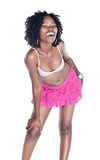 afrykański bikini Zdjęcia Stock