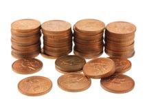 afrykański cent ukuwać nazwę jeden południe zdjęcia royalty free