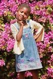 afrykański dziecko fotografia royalty free