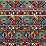Afrykański ethno wzór ilustracji