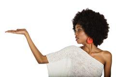 afrykański kobieta Obrazy Royalty Free