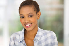 afrykański kobieta zdjęcie royalty free