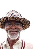 afrykański męski stary Obraz Stock