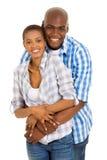 afrykański para zdjęcia royalty free