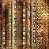 Afrykański tło Zdjęcia Stock