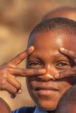 afrykański twarz Obrazy Stock