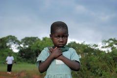 afrykański uczeń obraz royalty free