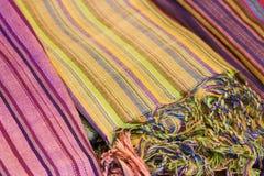 afrykańskie tkaniny Obraz Stock