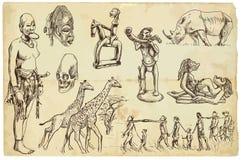 Afryka ilustracja wektor