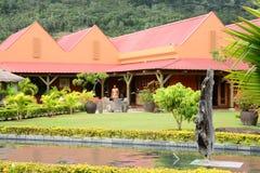 Afryka, Chamarel destylarnia w Mauritius wyspie Obrazy Royalty Free