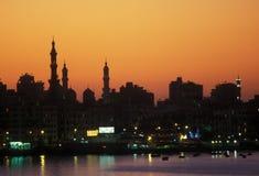 AFRYKA EGIPT ALEKSANDRIA Zdjęcie Royalty Free