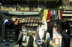 AFRYKA EGIPT KAIR Zdjęcie Royalty Free