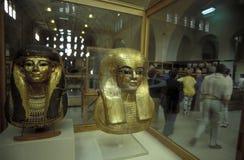 AFRYKA EGIPT KAIR egipcjanina muzeum Obrazy Royalty Free