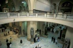 AFRYKA EGIPT KAIR egipcjanina muzeum Zdjęcia Stock