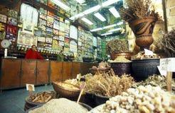 AFRYKA EGIPT KAIR miasteczka STARY rynek Obraz Royalty Free