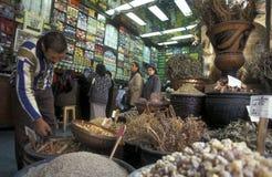 AFRYKA EGIPT KAIR miasteczka STARY rynek Obraz Stock