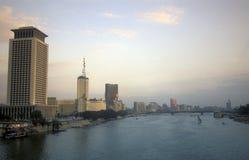 AFRYKA EGIPT KAIR miasto Fotografia Stock