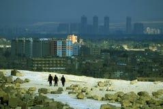 AFRYKA EGIPT KAIR miasto Obraz Royalty Free