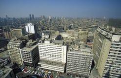 AFRYKA EGIPT KAIR miasto Zdjęcie Stock