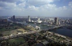 AFRYKA EGIPT KAIR miasto Obrazy Royalty Free