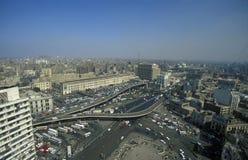AFRYKA EGIPT KAIR miasto Zdjęcie Royalty Free