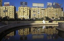 AFRYKA EGIPT KAIR miasto Fotografia Royalty Free
