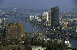 AFRYKA EGIPT KAIR miasto Obrazy Stock