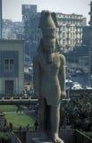 AFRYKA EGIPT KAIR miasto RAMSES Obraz Royalty Free