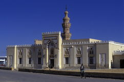 AFRYKA EGIPT SAHARA FARAFRA oaza Zdjęcie Stock