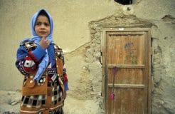 AFRYKA EGIPT SAHARA FARAFRA oaza Zdjęcie Royalty Free