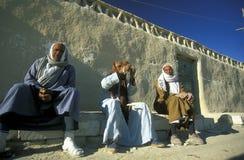 AFRYKA EGIPT SAHARA FARAFRA oaza Fotografia Stock