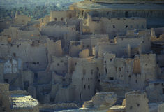 AFRYKA EGIPT SAHARA SIWA Obraz Royalty Free