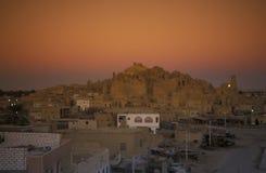 AFRYKA EGIPT SAHARA SIWA oaza Fotografia Royalty Free